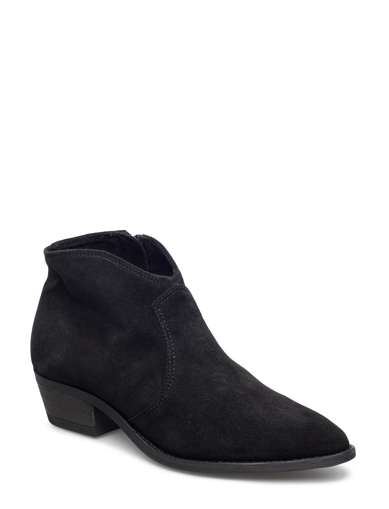 Dicte Pavement Støvler til Kvinder i Sort