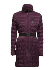 OUTERWEAR - Deep plum