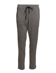 TROUSERS - Warm greymel.