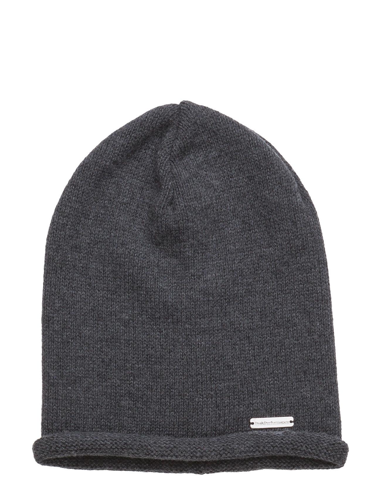 Warm Hat Peak Performance Sports accessories til Mænd i Sort