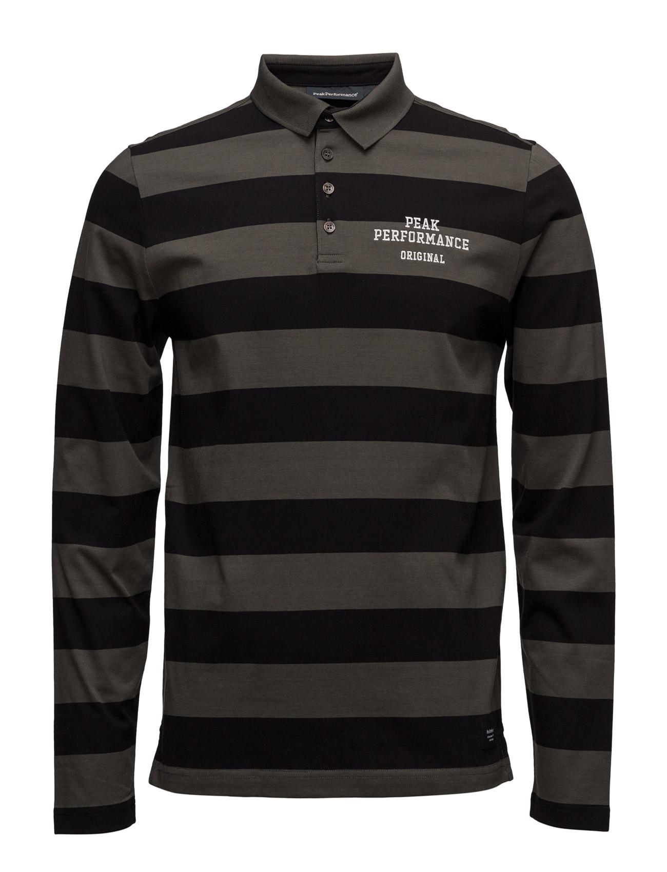 Ls Polostr Peak Performance Golf polo t-shirts til Herrer i