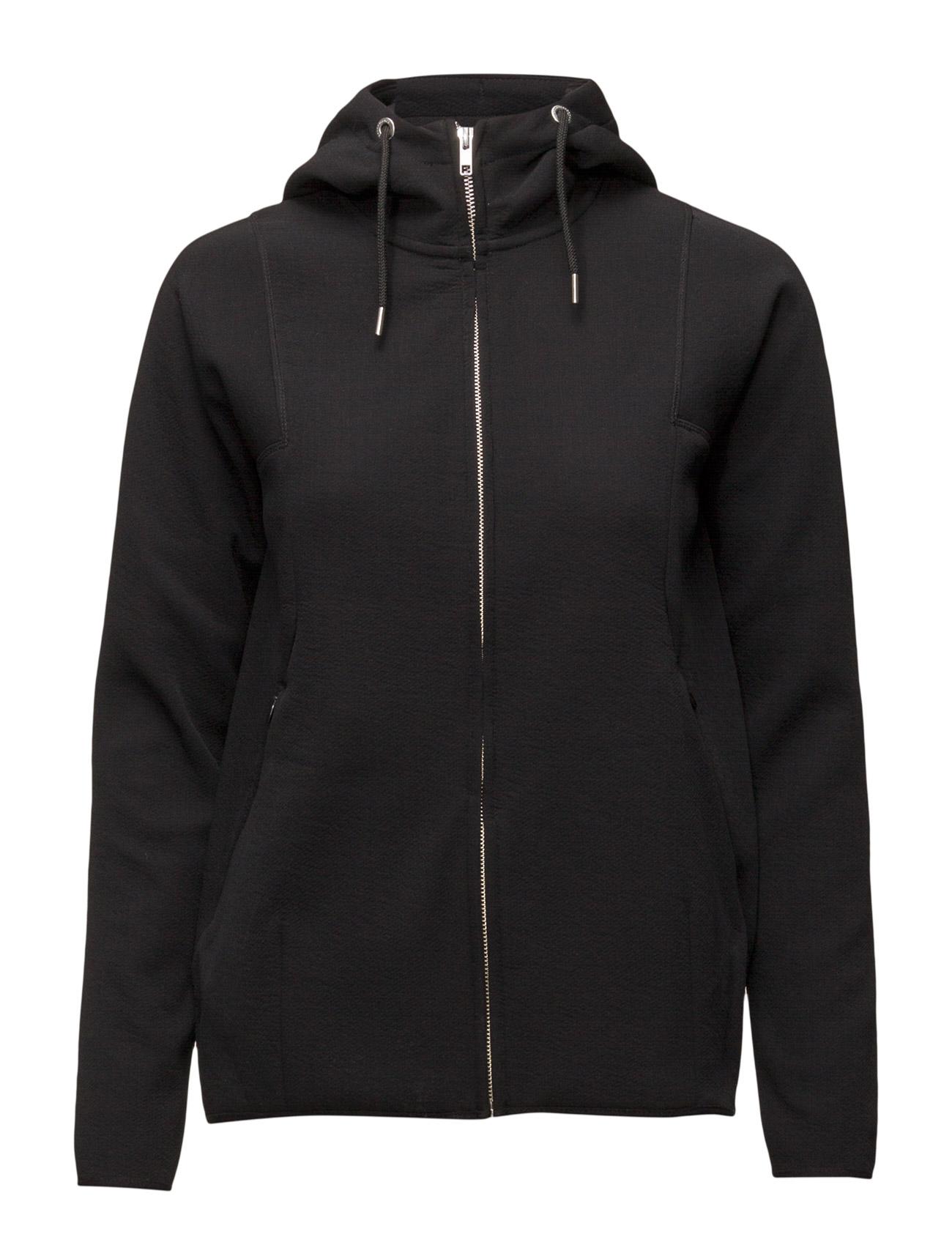 Sense Zip Peak Performance Sweatshirts til Damer i Sort