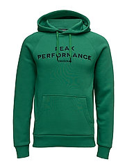 LOGO HOOD - GREEN PEPPER