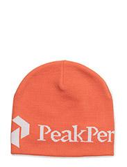 JR PP HAT - RED ORANGE