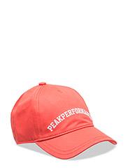 LOGO CAP - RACING RED