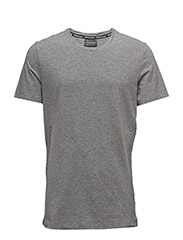 TECH TEE 2 - GREY MELANGE