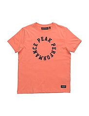 JR GRAPH T - CORAL KICK