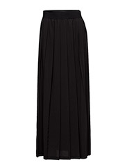 PLEAT SK - BLACK