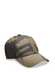 CAMO CAP - PATTERN