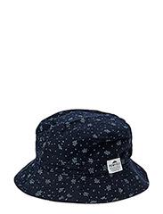BAKER Sun Hat - Navy Paisley