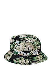 BAKER Sun Hat - Black palm