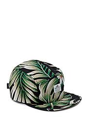 CASPER Cap - Black palm