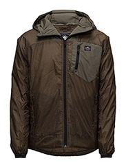 FORDFIELDS Two Tone Jacket - 007 OLIVE