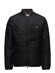 OAKDALE Jacket - 001 BLACK