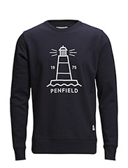 Mens HEMMINGS Crew - Navy