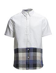Mens ELYO Short Sleeve Shirt - White