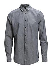 Mens GREENWOOD Shirt - Blue