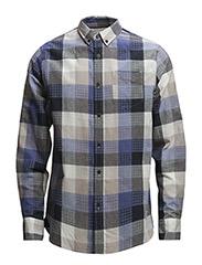 Mens CHIPMAN Shirt - Blue