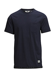 Mens HARPER T-Shirt - Navy