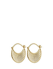 Daylight Earring size 22 mm - GOLD PLATED