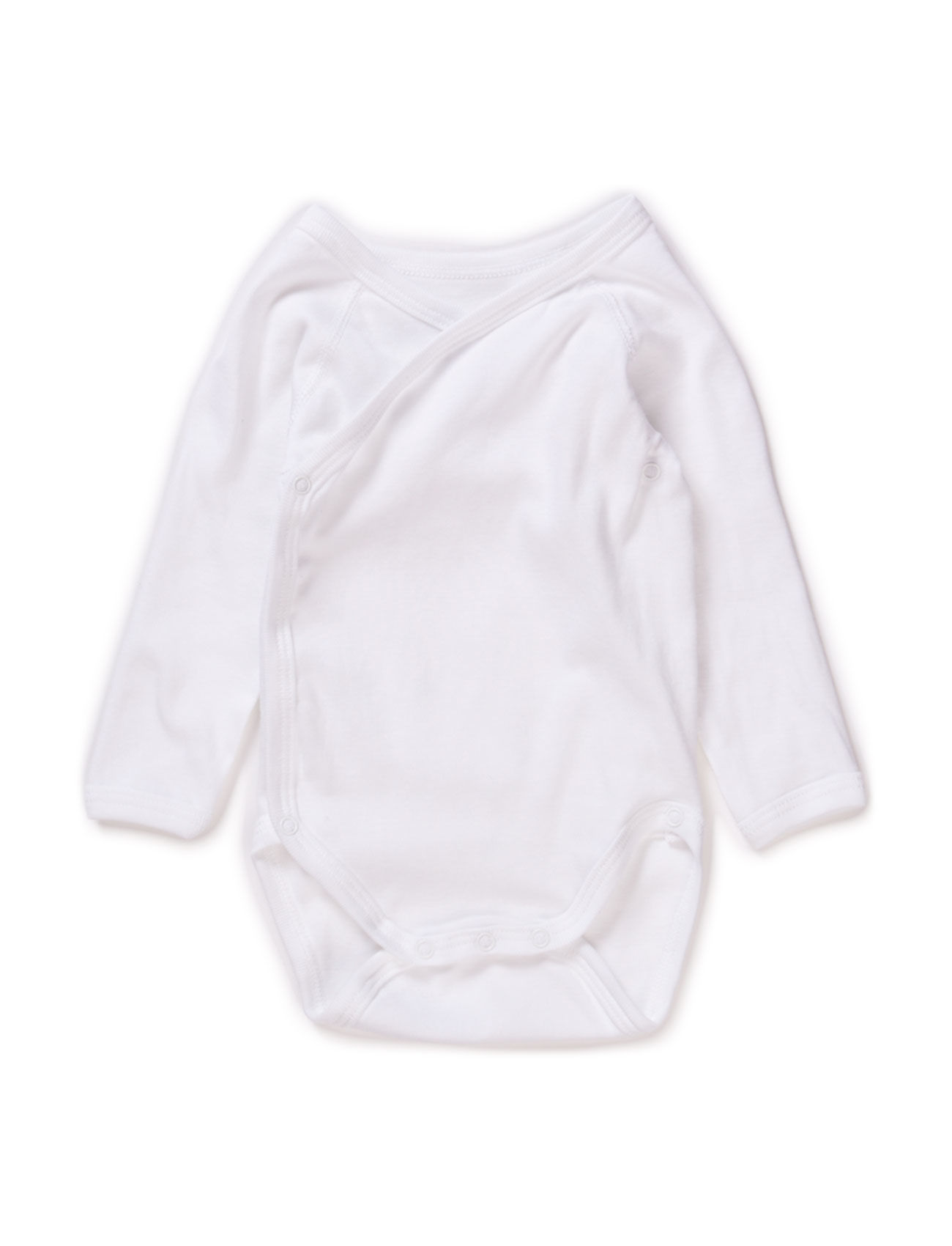 Body Petit Bateau Langærmede bodies til Børn i hvid
