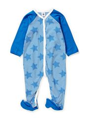 Pyjamas - Blue/white