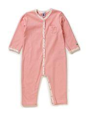 Pyjamas - Pink/white