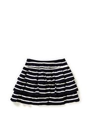 Skirt - Blue/white