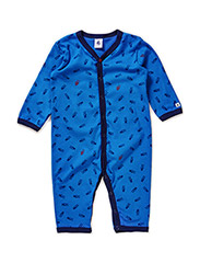Pyjamas with buttons in the front - Multi