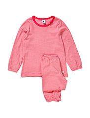 Pyjamas with a smal elastic - Multi