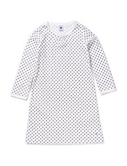 Nightdress with a cut pattern - Multi
