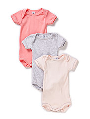 Body 3-pack with short sleeves - Multi