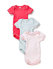 Body 3-pack with short sleeves - Multi1