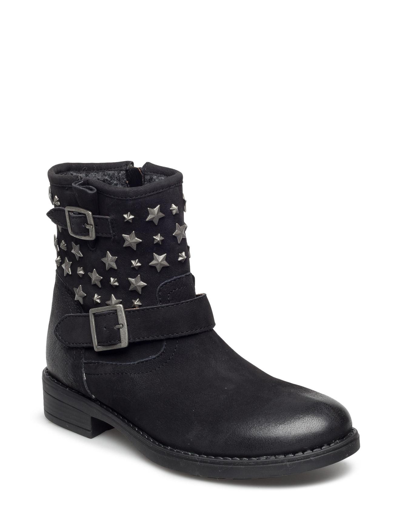 35e0c433881 Boot W. Star Studs Petit by Sofie Schnoor Støvler til Børn i Sort