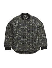 Thermal jacket - BLK MIX