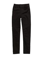 Jeans leggings - BLK