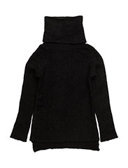 Turtleneck knit - BLK