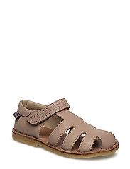 Rubber sandal - NUDE