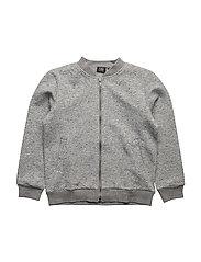 Jacket - L.GREY MLG