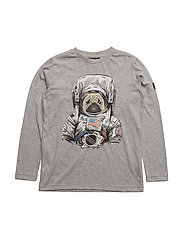 T-shirt - GREY MELANGE