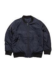 Jacket - DARK BLUE