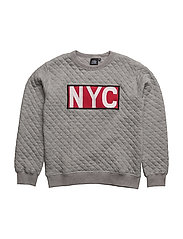 Sweat NYC - GREY MELANGE