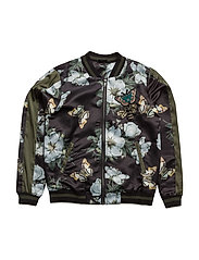 Jacket - FLOWER PRINT