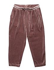Pants - FADED PURPLE