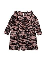 Dress - FADED PURPLE
