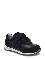 shoe velco - BLACK