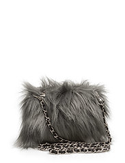 Bag fake fur - D.GREY