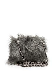 Bag fake fur - D.GREY