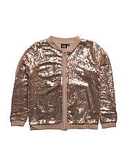 Jacket - CHAMPAGNE GLITTER