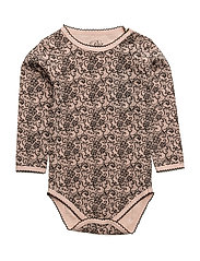 Body long sleeve - LACE PRINT
